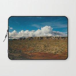 Colorful Utah Desert Plateaus Laptop Sleeve