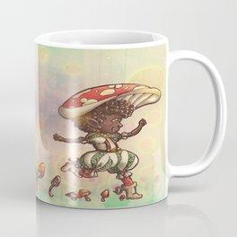 Mushroom Fairy Coffee Mug