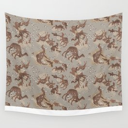 Camelflage Wall Tapestry