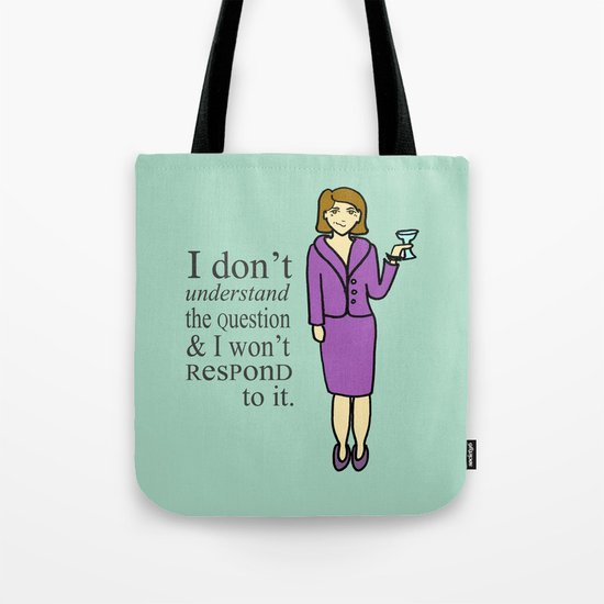 Lucille Bluth Tote Bag