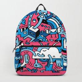 Charm Defensive Backpack