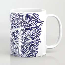 Cristal Nautical Mandala Coffee Mug