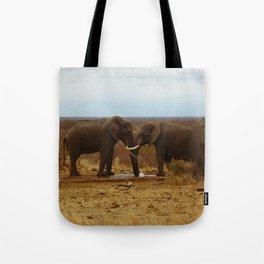 lovely elefants Tote Bag