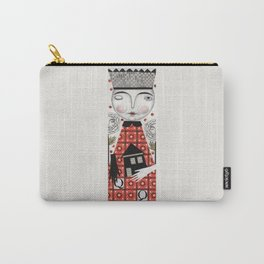 The White Queen Carry-All Pouch