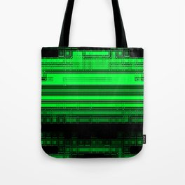 The Green Zone Tote Bag