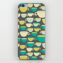 Coffee Mugs iPhone Skin