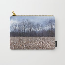 Field of Corn left Behind Carry-All Pouch