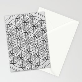 Exhilarate - The Sacred Geometry Collection Stationery Cards