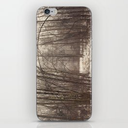 Bare Woods iPhone Skin
