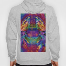 large 500 dancer butterfly Hoody