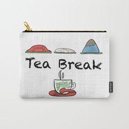 Tea Break Carry-All Pouch