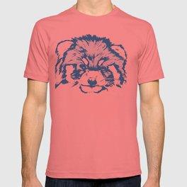 Red Panda Parry (Colour) T-shirt