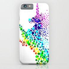 Unicorn - Licorne - Unicornio - Einhorn 02 Slim Case iPhone 6