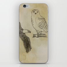 ALASKA ANIMALS 3 iPhone & iPod Skin