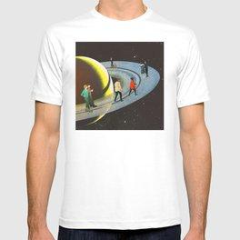 Saturn's Rink T-shirt