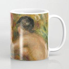 """Auguste Renoir """"Roses et Étude de Gabrielle"""" Coffee Mug"""