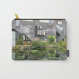 Hackney Reflection Carry-All Pouch