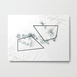 GEOMÉTRICOS 3.1 Metal Print