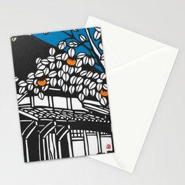 Kaki Stationery Cards