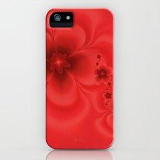 Remembrance Fractal Slim Case iPhone (5, 5s)