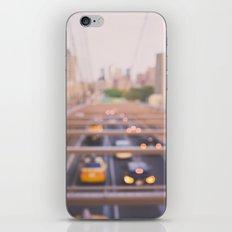 Brooklyn Bound iPhone & iPod Skin