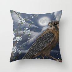 Kestrel Throw Pillow