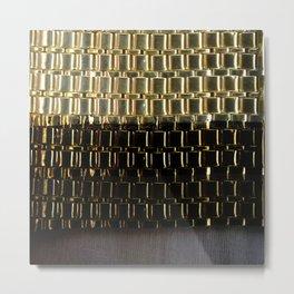Gold digger Metal Print