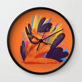 Mamá Tingó Wall Clock