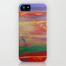 Edge Of The Storm iPhone Case