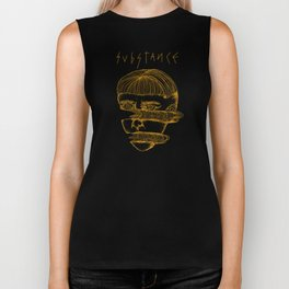 substance.meltingboy Biker Tank