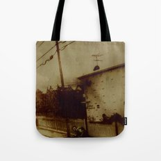 Wanted Man Tote Bag