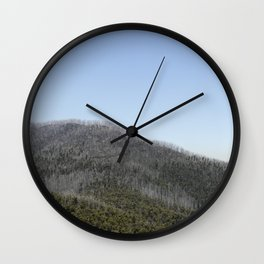 Scenic Detail Wall Clock