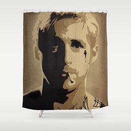 Ryan Gosling TPBTP Shower Curtain