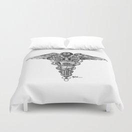 Medic! Duvet Cover