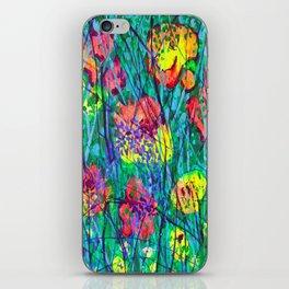 Hidden Flowers iPhone Skin