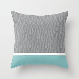 CINCO Throw Pillow