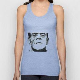 Boris Karloff A.K.A. Frankenstein Unisex Tank Top
