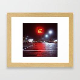 Laurel, MD Framed Art Print