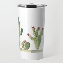 Desert Cacti Travel Mug