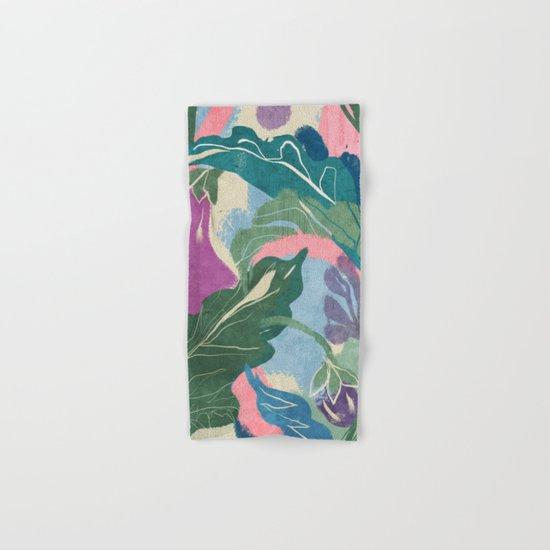 Berenjenas Hand & Bath Towel