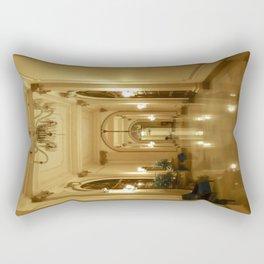 HOTEL BOLIVAR Rectangular Pillow