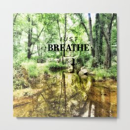 Breath of Life Metal Print