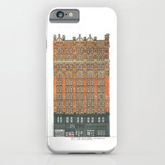 Don't Forget to Look Up: Potter Building Slim Case iPhone 6s
