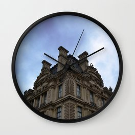 Beaux-art Wall Clock