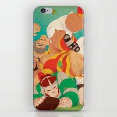 Rugbear iPhone & iPod Skin