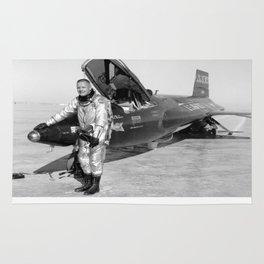 Neil Armstrong Rug