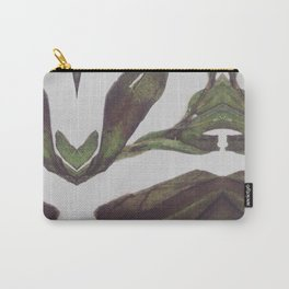 Olive Wings Carry-All Pouch