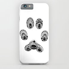 Cat Paw Print iPhone 6s Slim Case