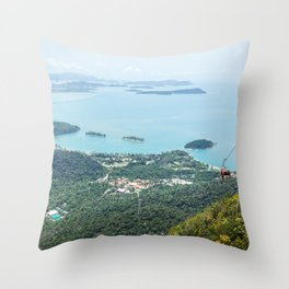A slice of beauty! Throw Pillow