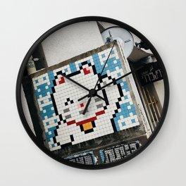 Konichiwa Wall Clock